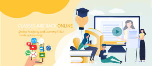 Online Teaching and Learning (T&L) mode (e-Learning)